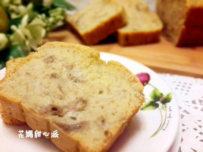 香蕉米蛋糕『家樂福廚神大賽』