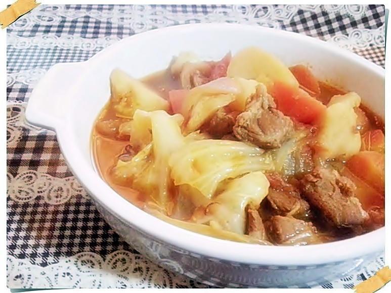 羅宋湯(豬肉版)