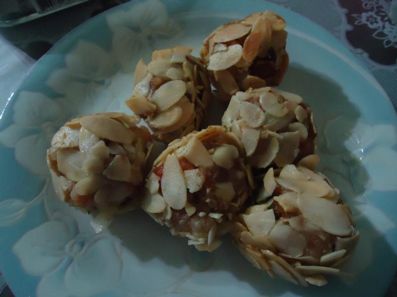 【健康廚房10分鐘出年菜】杏仁蝦球