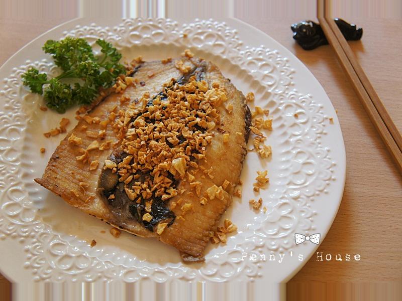 湧升海洋蒜酥虱目魚