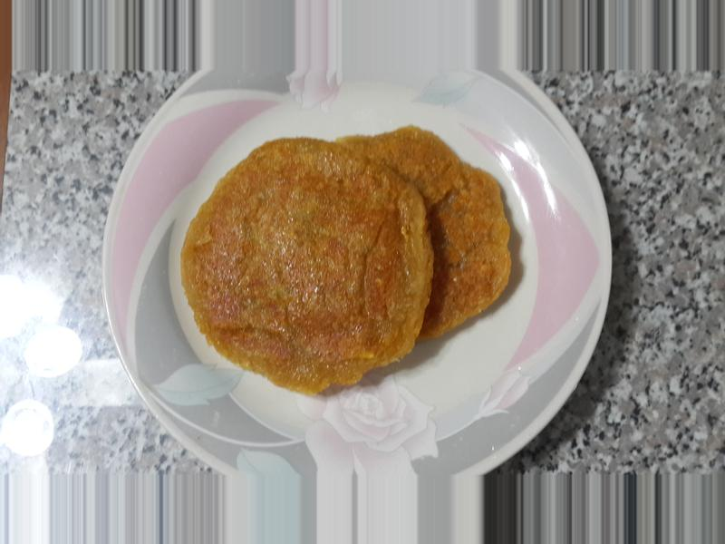 古早味蕃薯粿