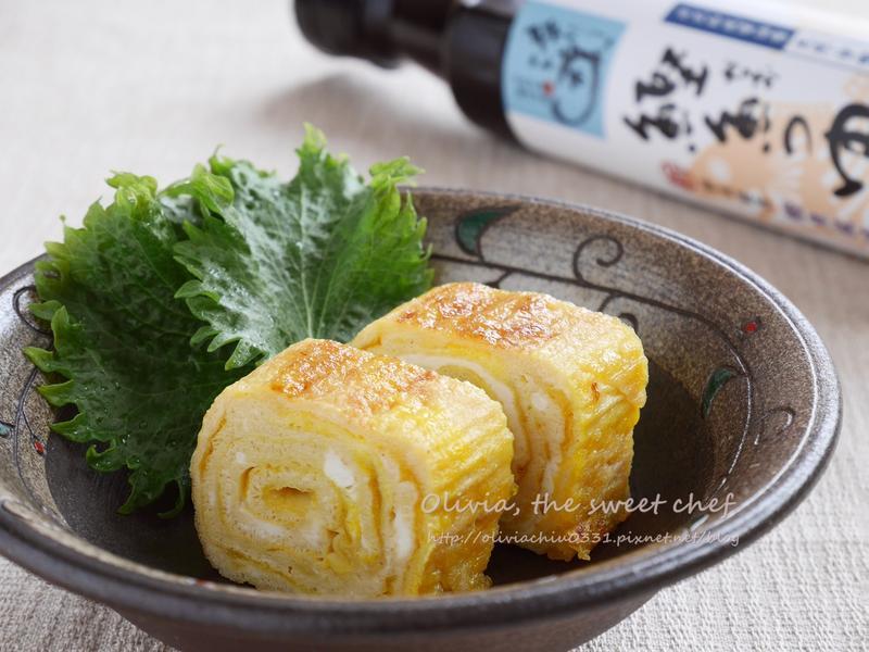 Olivia♥關東風玉子燒『淬釀日式下午茶點』