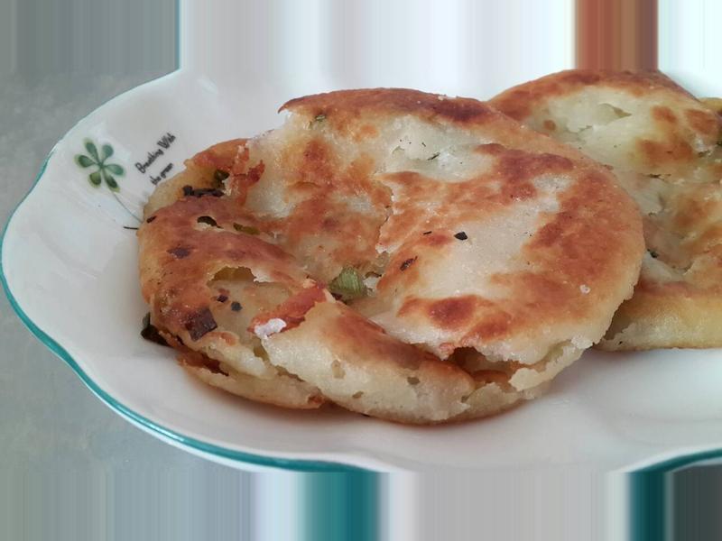蔥油餅○輕鬆做●