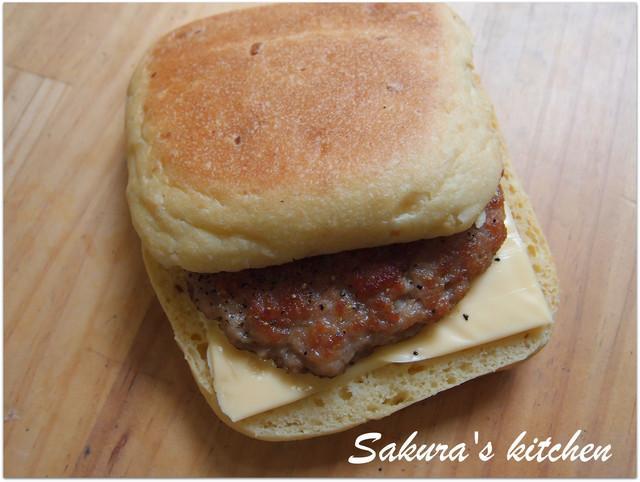 ♥我的手作料理♥自製漢堡肉