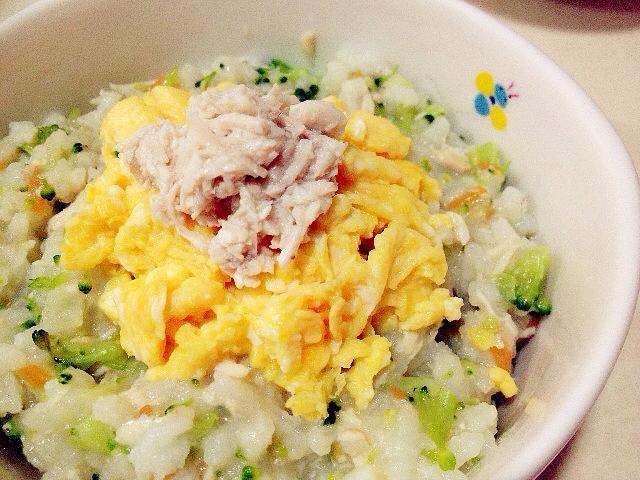 【副食品】Omelet雞肉飯