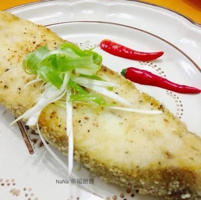 【香煎鱈魚】