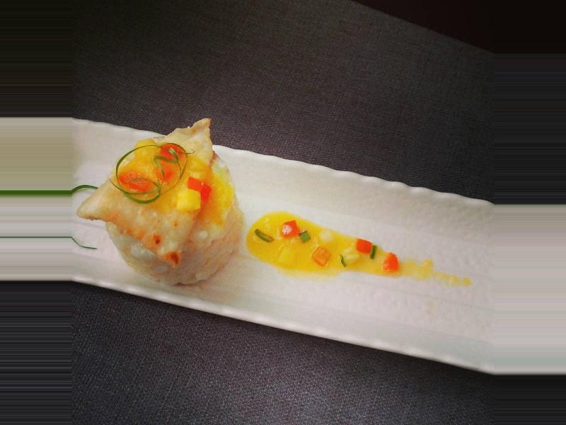 ❖芒果鯛魚燉飯❖
