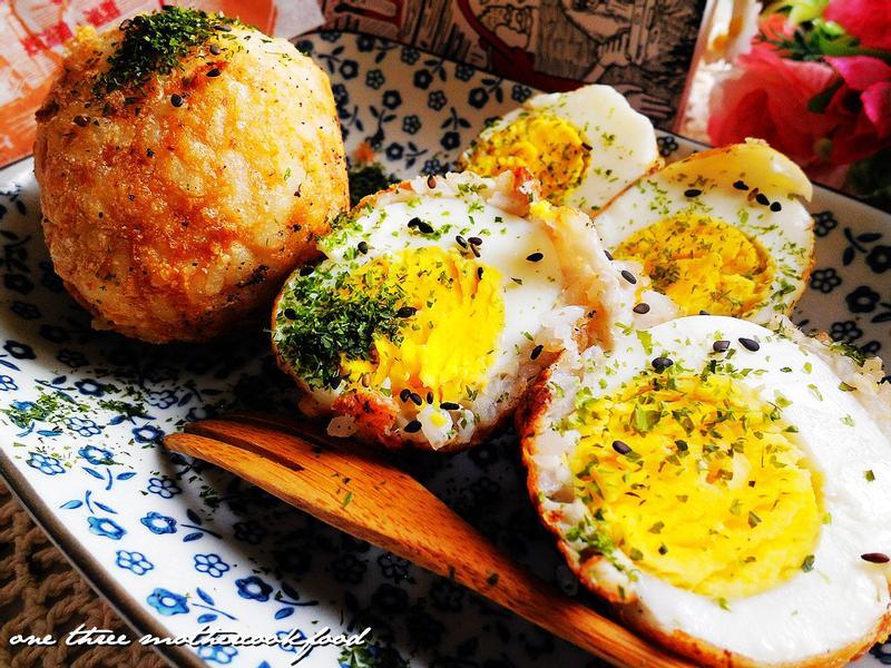 飯團炸蛋「臺東農產好料理」