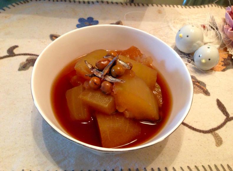 樹子小魚乾醃大黃瓜【小確幸Angel⭐廚房】