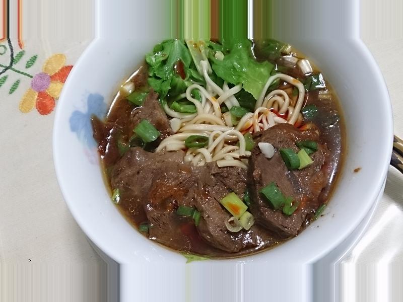 lanni  紅燒牛肉麵(壓力鍋版)