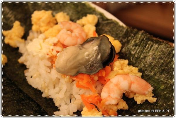 海苔壽司捲