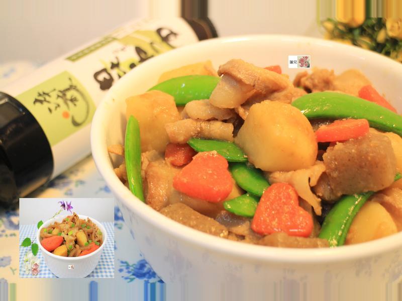 不敗的馬鈴薯燉肉【淬釀決勝料理】