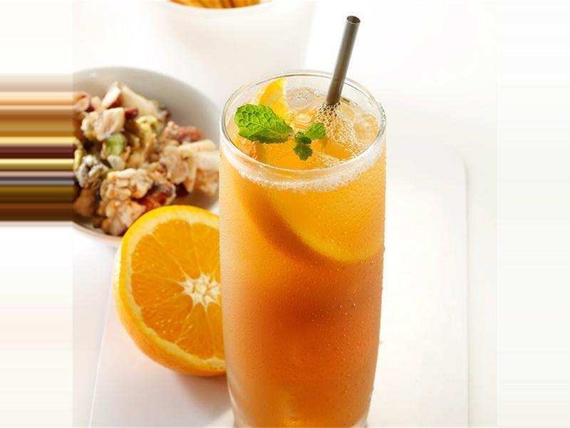 創意茶譜》異國香橙茶