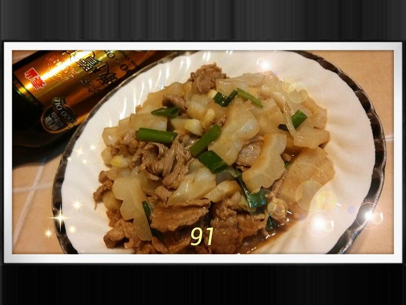 泰山橄欖油-苦瓜豬
