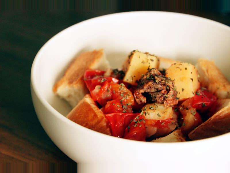 義式番茄燉牛肉 電子鍋ver.