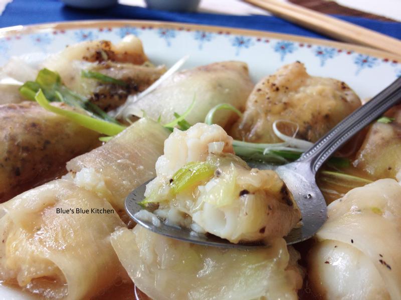 白玉味噌鮮魚捲[落建養髮料理]