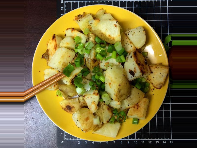 簡便好料理,香煎馬鈴薯