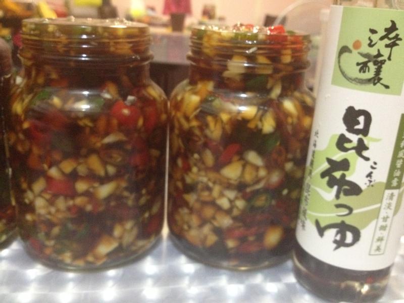 日式好味蒜味辣椒-淬釀決勝料理