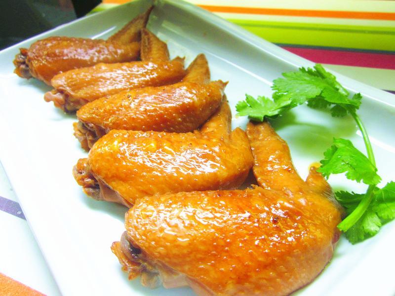香滷雞翅(電鍋版)