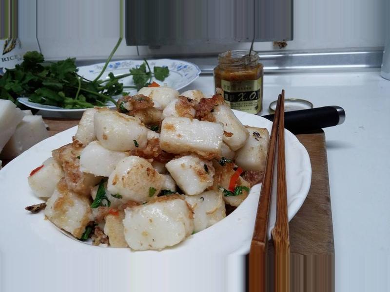 好醬廖~ 系列年菜~頂級XO蘿蔔糕