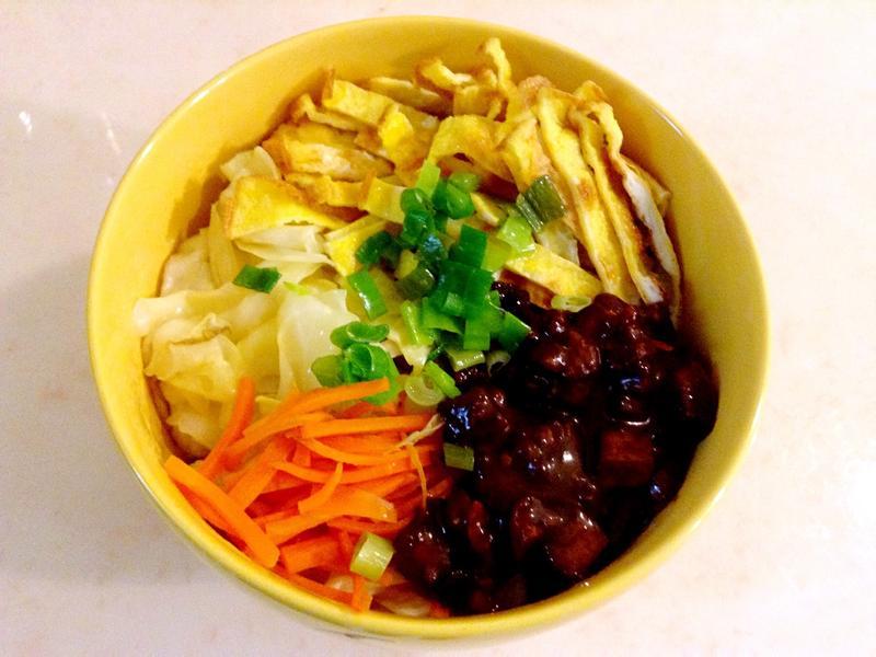 Taiwan•炸醬麵