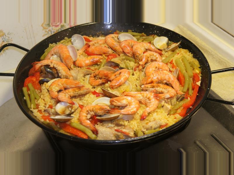 西班牙海鮮飯 - 家樂福廚神大賽