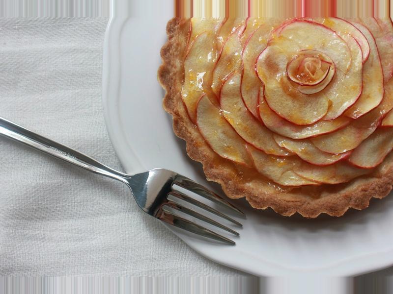 tarte aux pommes classique 蘋果批
