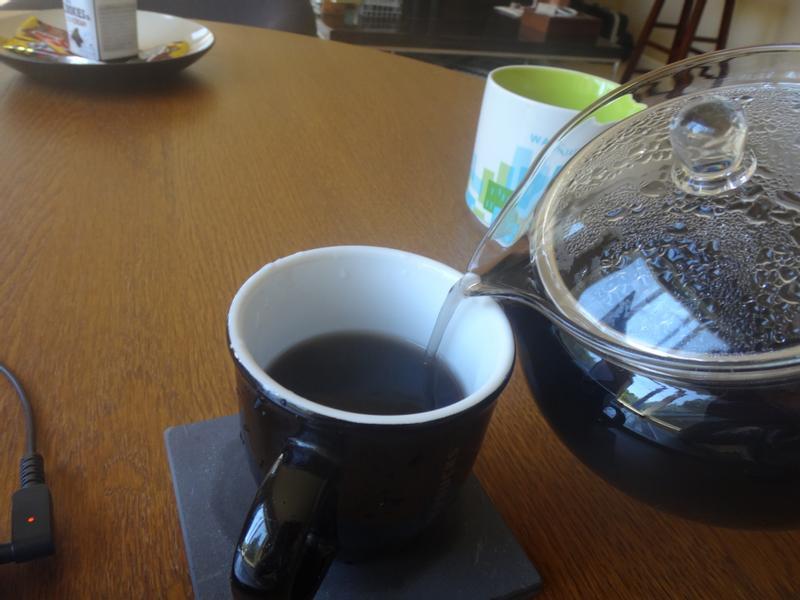 養身黑豆茶.Mrs TNK