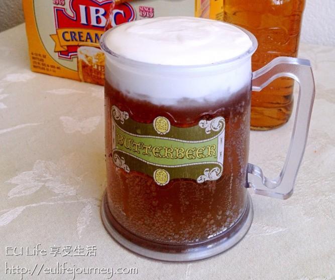『EU Life』哈利波特奶油啤酒