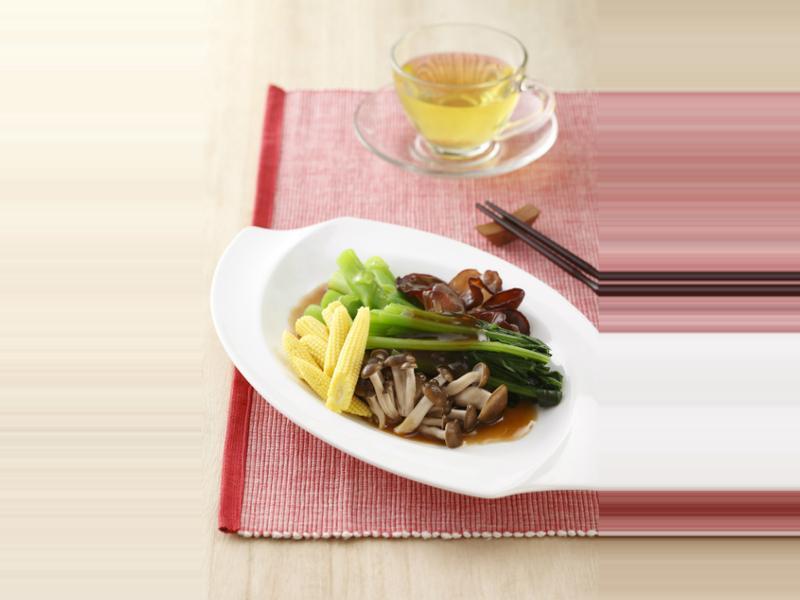 【李錦記125年蠔料理】蠔油淋時蔬