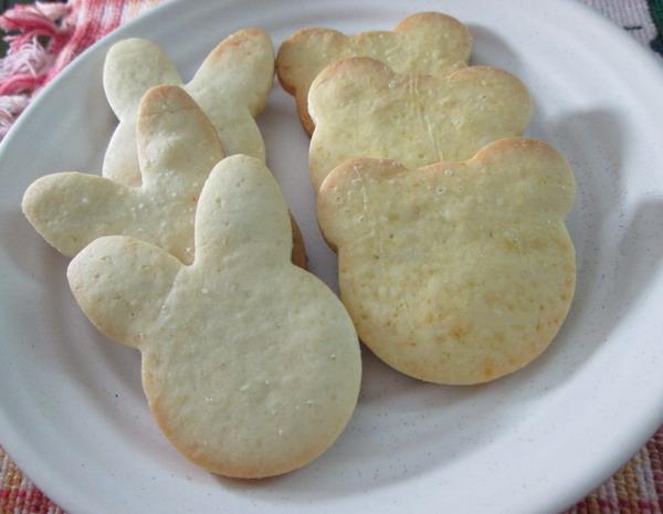 小烤箱~蛋酥餅乾(低脂餅乾)