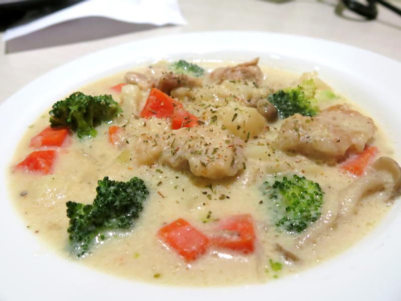 【大學生食堂】味噌奶醬燉雞