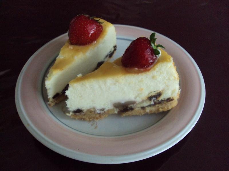 葡萄起司蛋糕