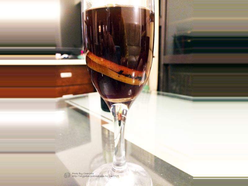 檸檬香料熱紅酒Mulled Wine