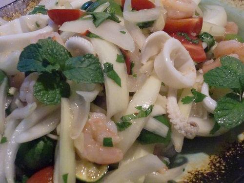 拉比尼亞廚房~泰式涼拌海鮮