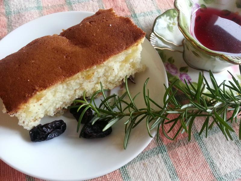傳統原味海綿蛋糕