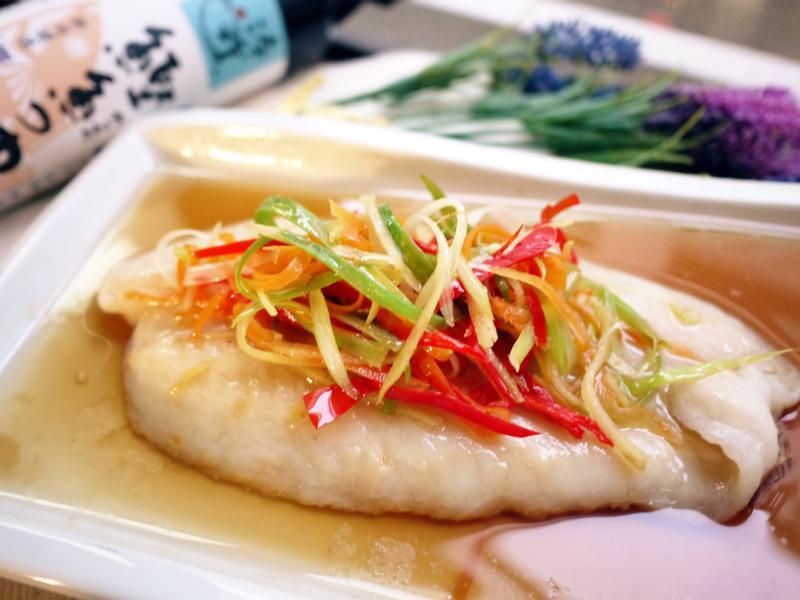 清蒸鮮魚~只要15分鐘【淬釀開運年菜】