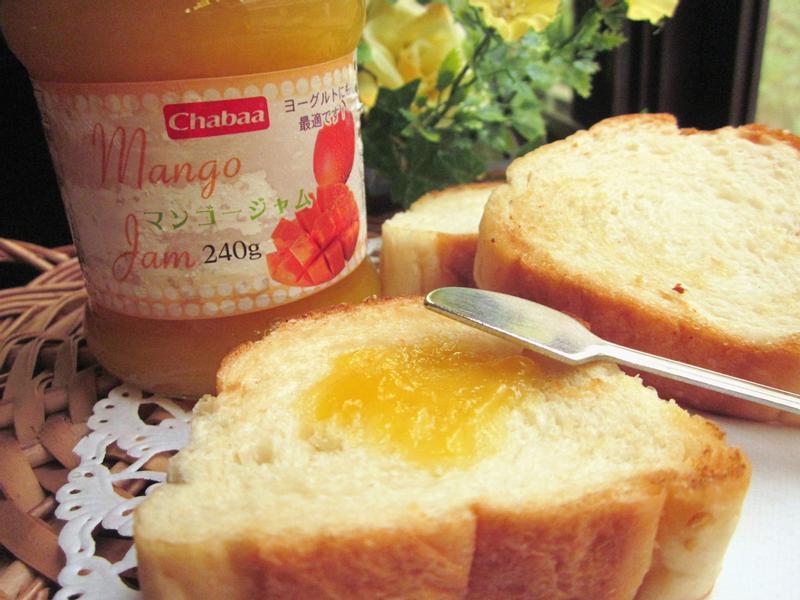 ♥酸甜芒果醬♥