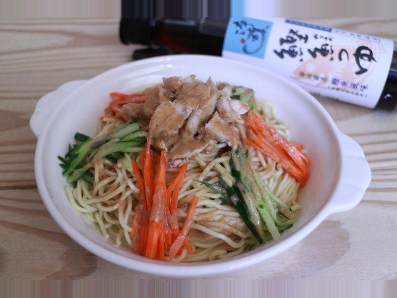 芝麻涼麵『淬釀日式下午茶點』