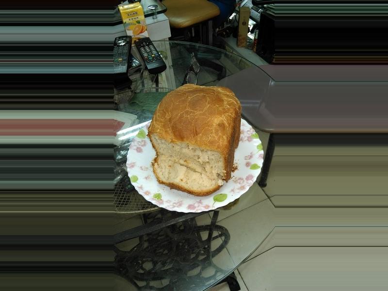 製麵包機做白麵包