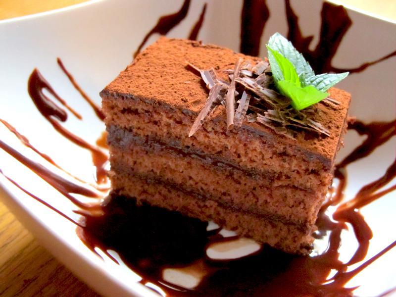 [超濃郁 巧克力真味] 濃情 巧克力蛋糕