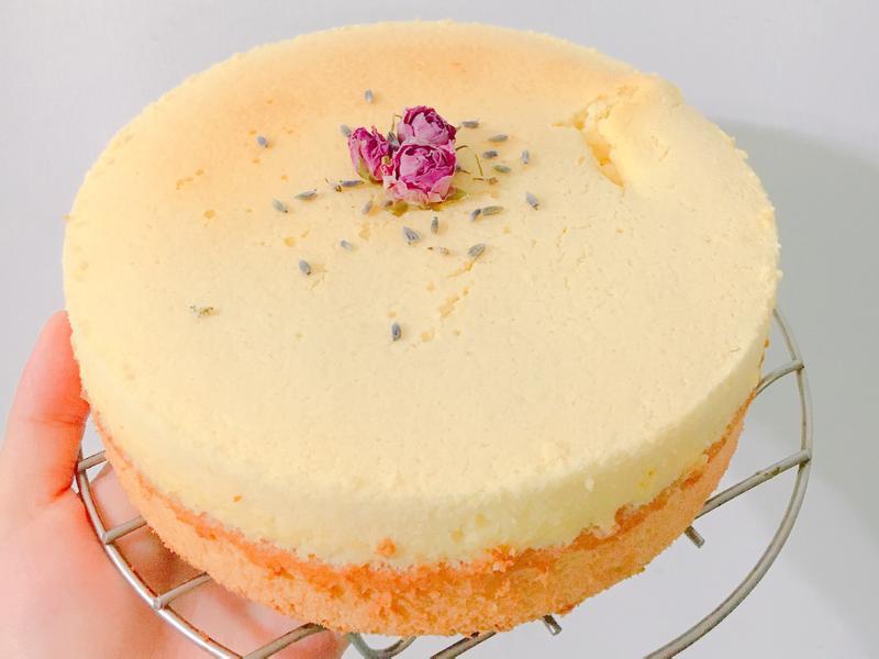 香草輕乳酪蛋糕