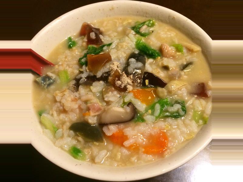 超營養台式鹹粥