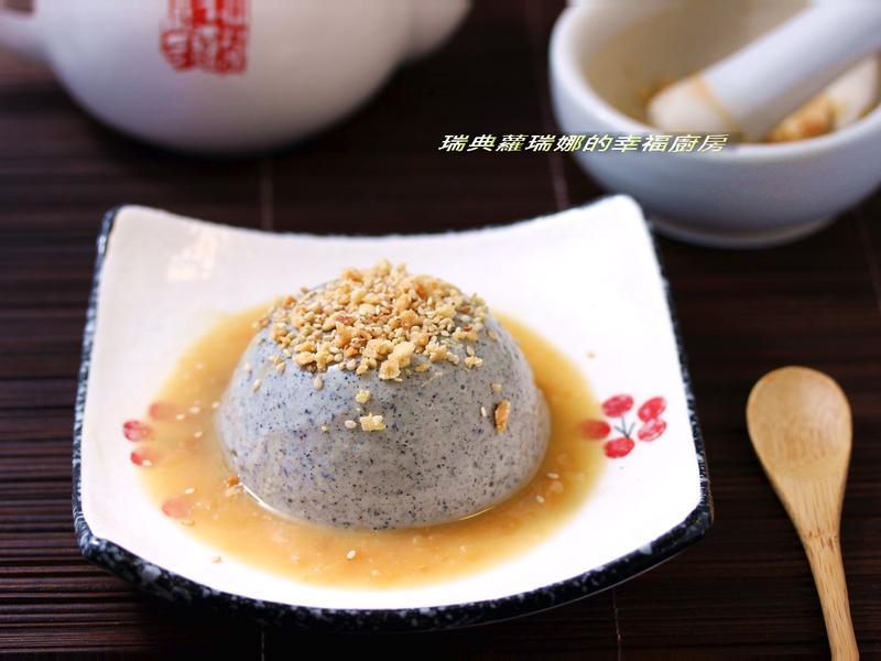 黑玉胡麻豆腐[落建養髮料理]