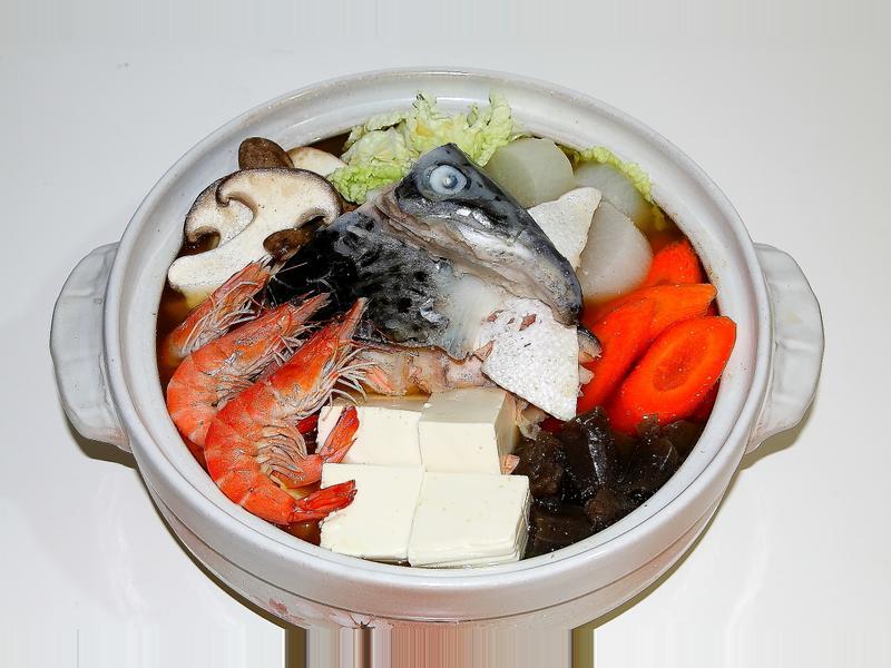 北海道石狩鍋