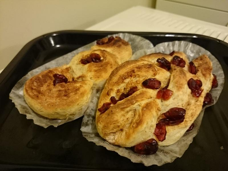 玉桂紅莓包