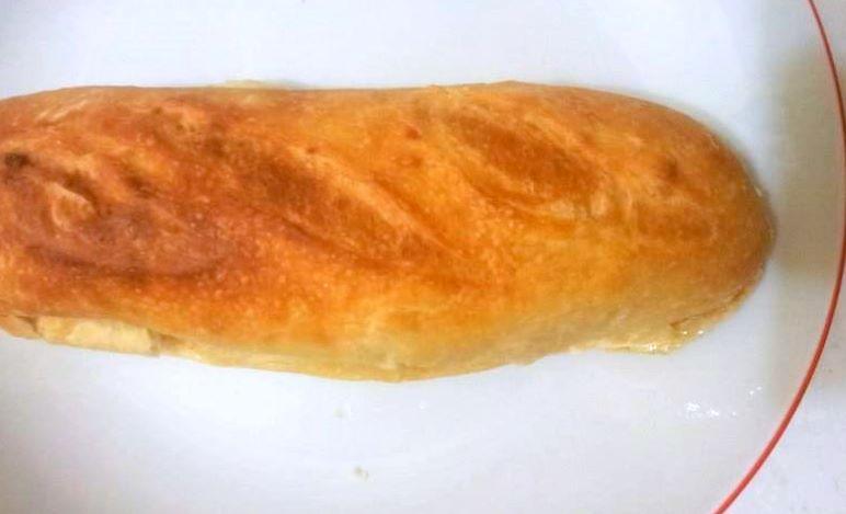 維也納麵包(有內餡配方跟劃線刀製做過程)