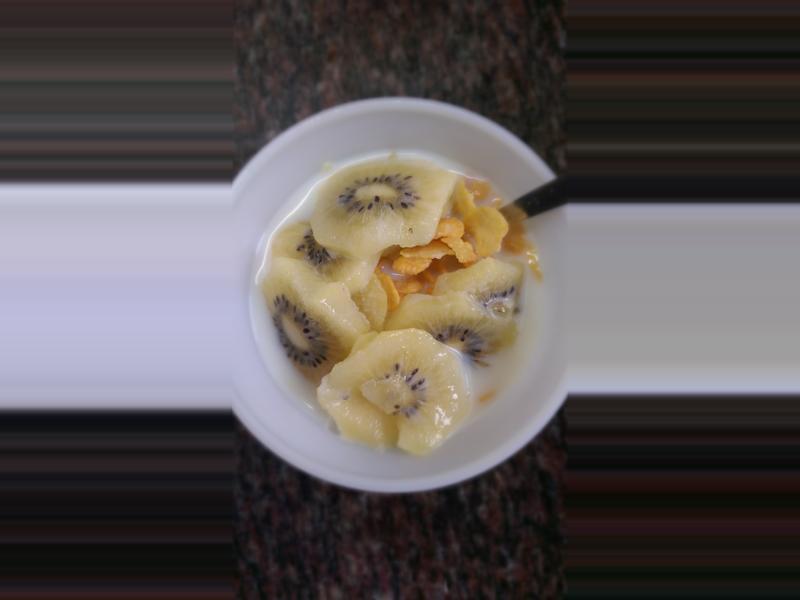 «減肥早餐»① 玉米片