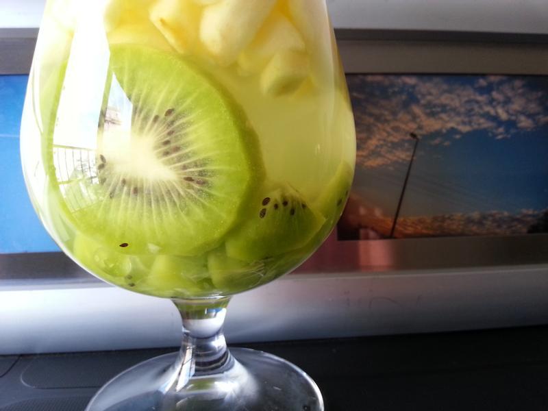 水果輕輕檸檬飲