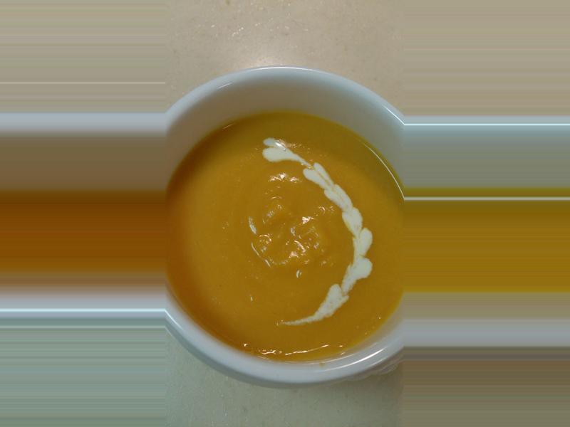 簡易版 南瓜濃湯     家樂福廚神大賽